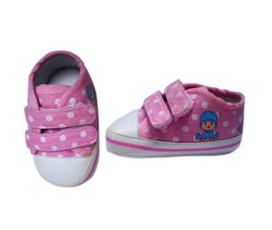 Zapatillas Pocoyo topitos - Noumega