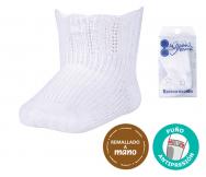 Calcetines bebé canalé (R.N.) - Noumega