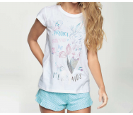 "Pijama algodón ""Mermaids"". Muydemi - Noumega"