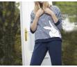 Pijama polar mujer. GISELA