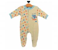 Pelele algodón bebé. Pillerías - Noumega