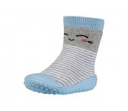 Zapatillas calcetín bebé. Ysabel Mora - Noumega