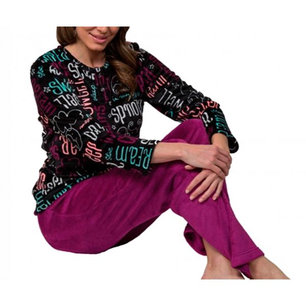 c37998fb5 Pijama Coralina Naomi. BH Textil - Noumega