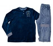 Pijama tundosado hombre. Kinanit - Noumega