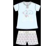 Pijama niña .Tobogan - Noumega