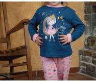 Pijama interlock infantil Niña.... - Noumega