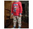 Pijama interlock infantil Niño. Kinanit