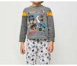 """Pijama infantil interlock """"Bang"""". Tobogan"""