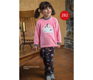 Pijama infantil Niña. Kinanit - Noumega