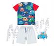 """Pijama infantil interlock """"Cars"""". Tobogan"""
