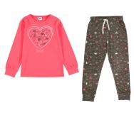 """Pijama infantil """"Love"""". Tobogan - Noumega"""