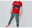 "Pijama infantil interlock ""Game Star"". Tobogan"