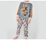 Pijama infantil tundosado... - Noumega