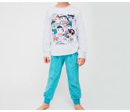 Pijama infantil niña tundosado... - Noumega