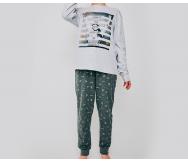 "Pijama niña interlock ""Best... - Noumega"