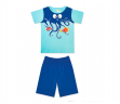 "Pijama infantil interlock ""Ocean"". Ctm STYLE"