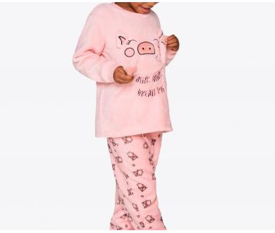 Pijama coralina niña. Muydemi - Noumega