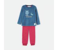 Pijama infantil tundosado. Waterlemon - Noumega